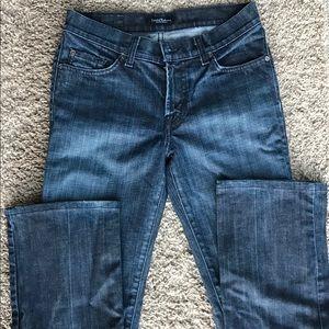 David Khan Bootcut Jeans for Women Size 2